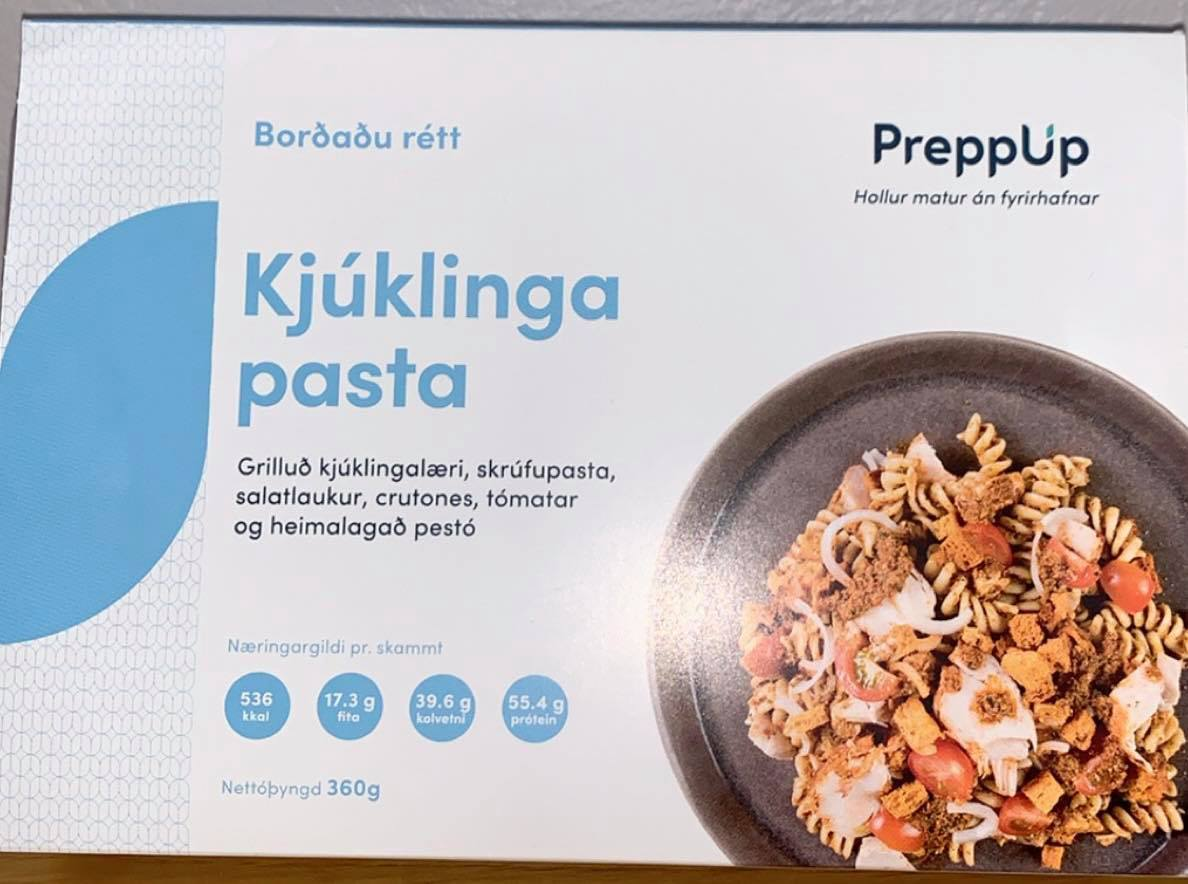 Recall for chicken pasta