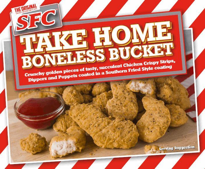 SFC chicken